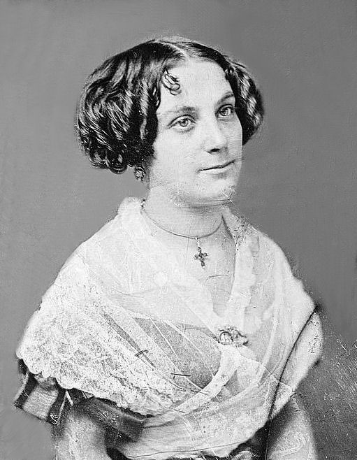 1840 Hairstyles Women | ... most common as part of 1840s women's ...